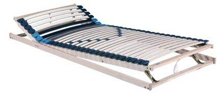 Metzeler slatted bed frame